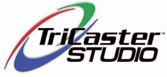 Tricaster Logo