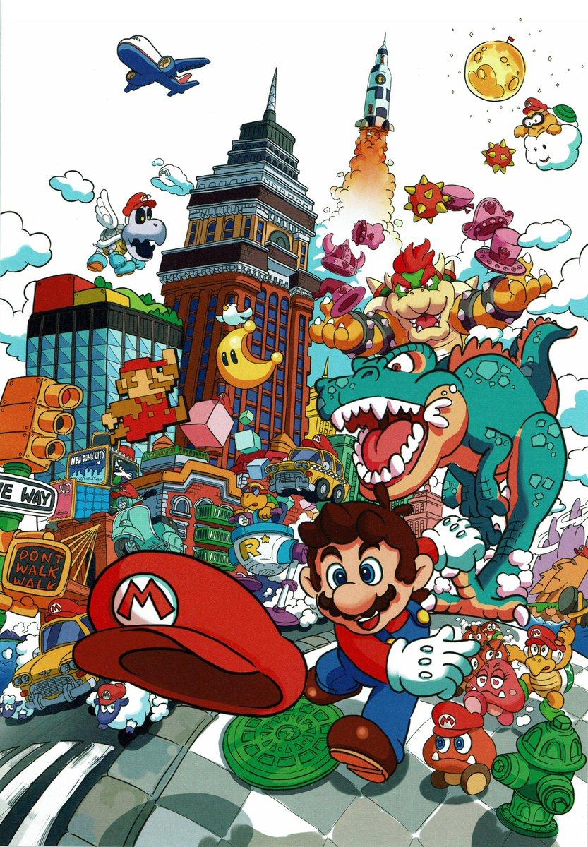 Mario Retro Games